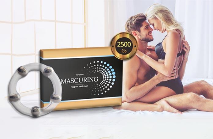 MascuRing – opinie, cena, skład, gdzie kupić w aptece w polsce