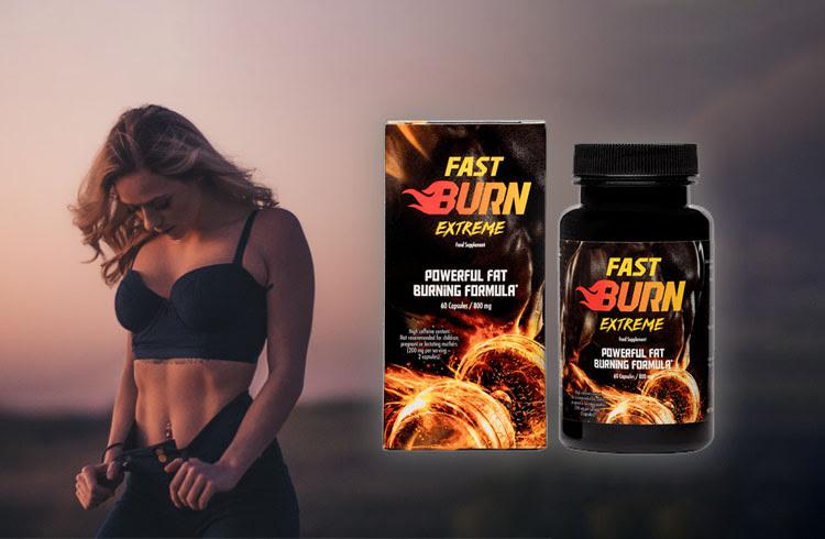 Fast Burn Extreme  – Opinie, Skład, Efekty Stosowania, Cena i Gdzie Kupić