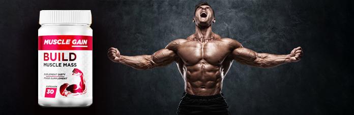 Muscle Gain – Opinie, Działanie, Skład, Efekty Stosowania, Cena i Gdzie Kupić